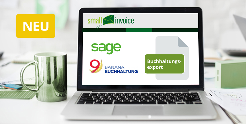 Buchhaltungsexporte für Sage50 und Banana