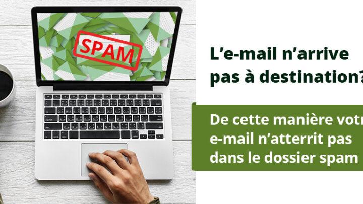 Envoyer les e-mails de manière fiable