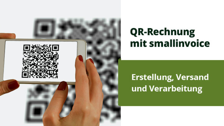 QR-Rechnungen online erstellen und verarbeiten