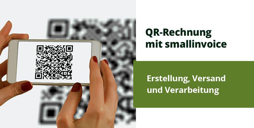QR-Rechnung online erstellen und verarbeiten